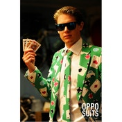 Opposuit Poker Face UK Size 38 One Colour