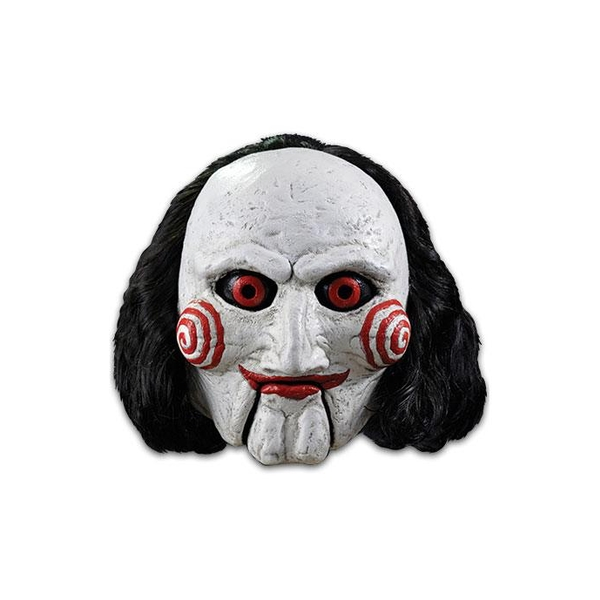 TRICK OR TREAT STUDIOS SAW BILLY PUPPET LATEX MASK