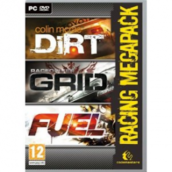 Grid / Fuel / Dirt Racing Mega Pack Game PC