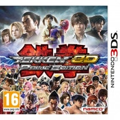 Tekken 3D Prime Edition Game 3DS