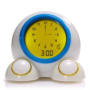 Onaroo Teach Me Time! Nighlight and Alarm & Teaching Clock