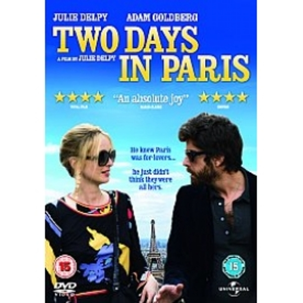 Two Days In Paris 2007 DVD