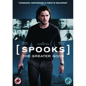 Spooks: The Greater Good DVD