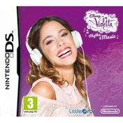 Disney Violetta Rhythm & Music DS Game