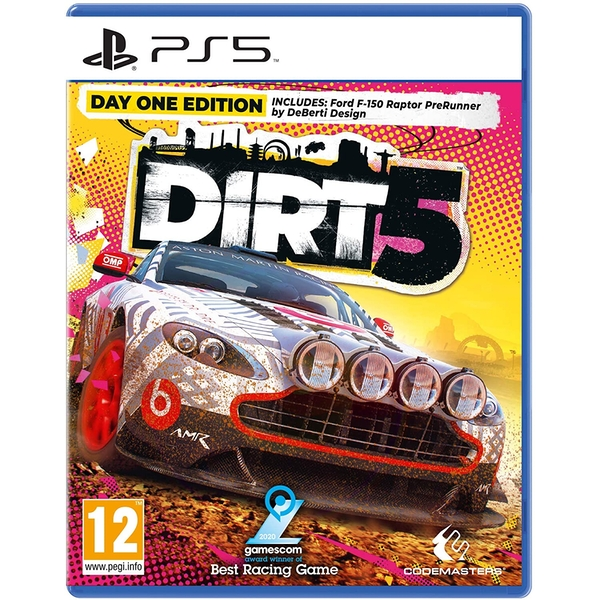 Dirt 5 Day One Edition PS5 Game