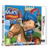 Mike The Knight And The Great Gallop 3DS Game