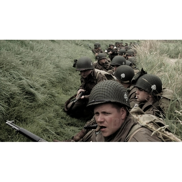 Band Of Brothers HBO Complete Series (Commemorative 6-Disc Gift Set In Tin Box) Blu-Ray - Image 3