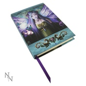 Mystic Aura Embossed Journal