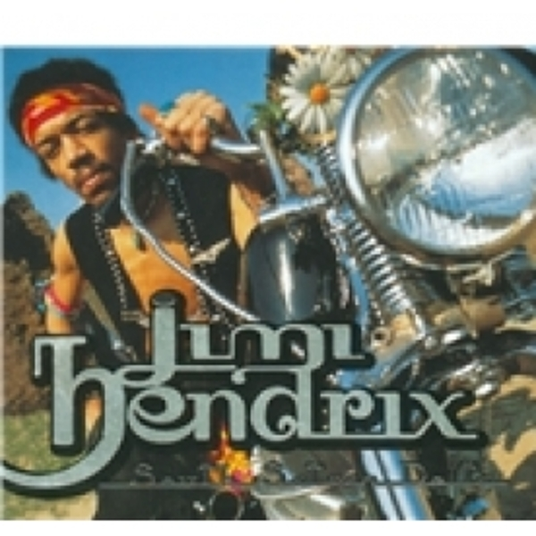 Jimi Hendrix South Saturn Delta CD