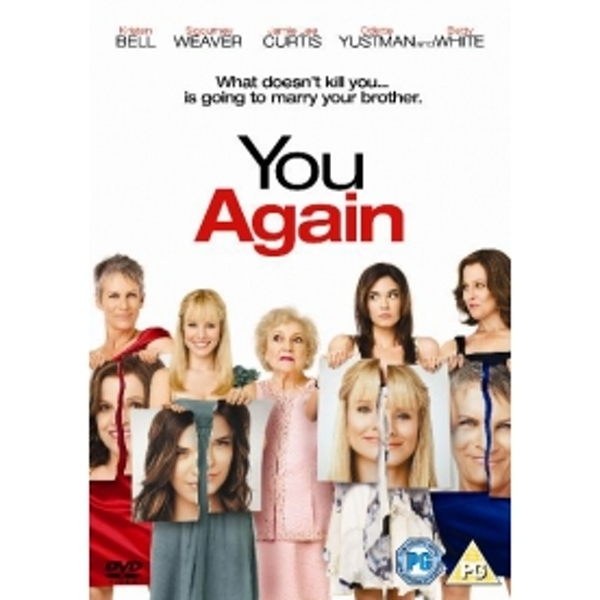 You Again DVD