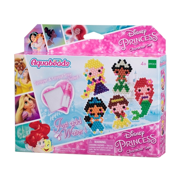 Aquabeads Disney Pincess Character Set - Image 1