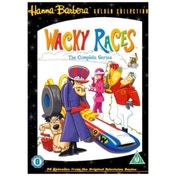 Wacky Races Volume 1-3 DVD