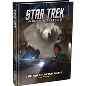Star Trek Adventures RPG Core Rulebook (Hardback) Board Game