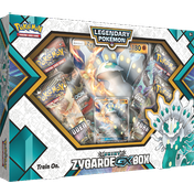 Pokemon TCG Shiny Zygarde GX Box