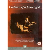 Children Of A Lesser God DVD (1986)