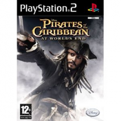 Pirates Of The Caribbean 3 At Worlds End Game PS2