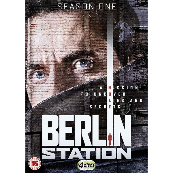 Berlin Station - Season 1 DVD