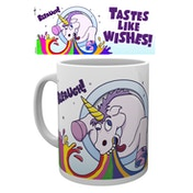 Unicorns - Puke Mug