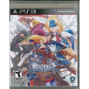 BlazBlue Continuum Shift EXTEND Game PS3 (#)