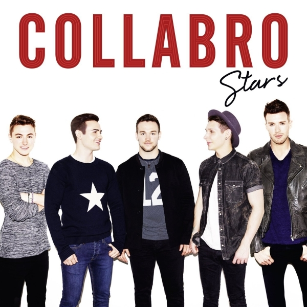 Collabro - Stars CD