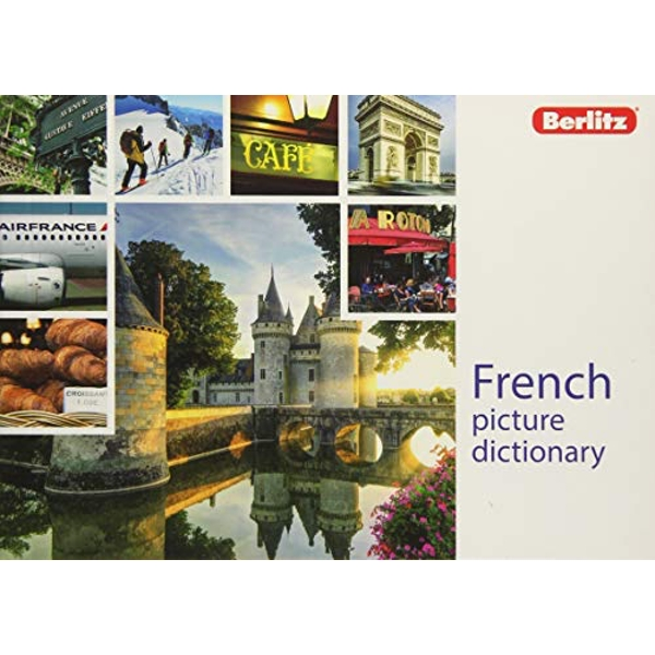 Berlitz Picture Dictionary French by Berlitz Publishing Company (Paperback, 2017)