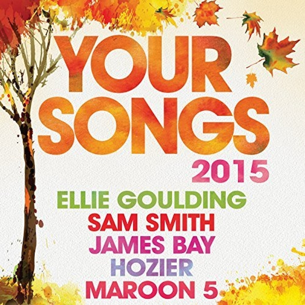 Your Songs 2015 CD
