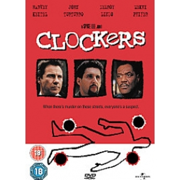 Clockers DVD