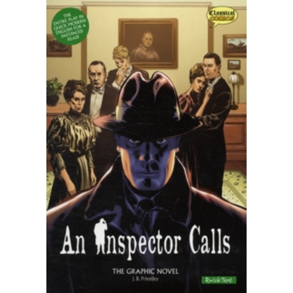 An Inspector Calls the Graphic Novel : Quick Text