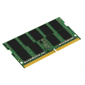 Kingston 4GB, DDR4, 2400MHz (PC4-17000), CL17, SODIMM Memory, 512x64