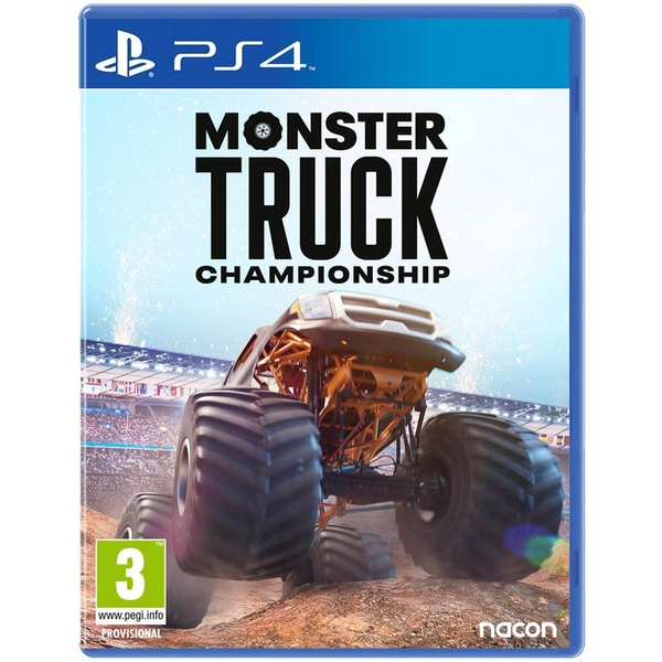 Monster Truck Championship PS4 Game - Image 1