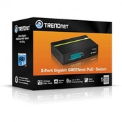 TRENDnet TPE-TG80G 8 Port Ethernet Switch UK Plug
