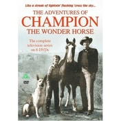 The Adventures Of Champion The Wonder Horse DVD