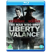 The Man Who Shot Liberty Valance Blu-ray