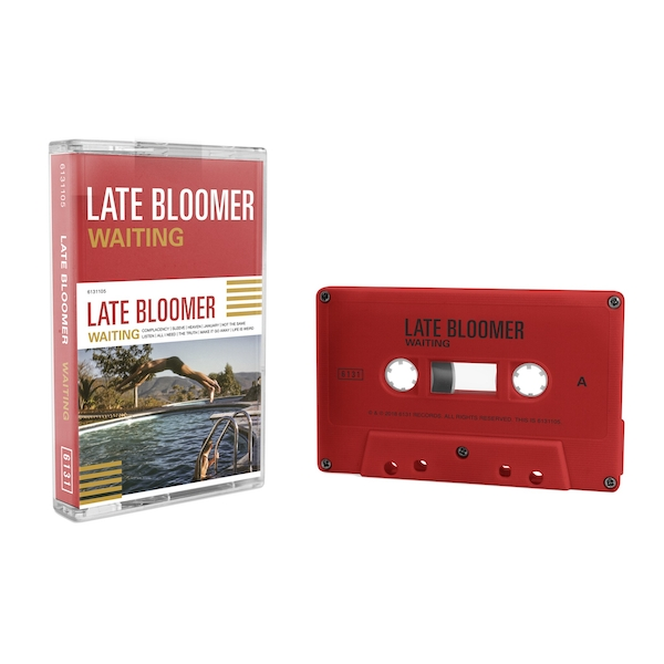 Late Bloomer - Waiting Cassette