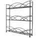 3 Tier Herb & Spice Rack | M&W Black - Image 7