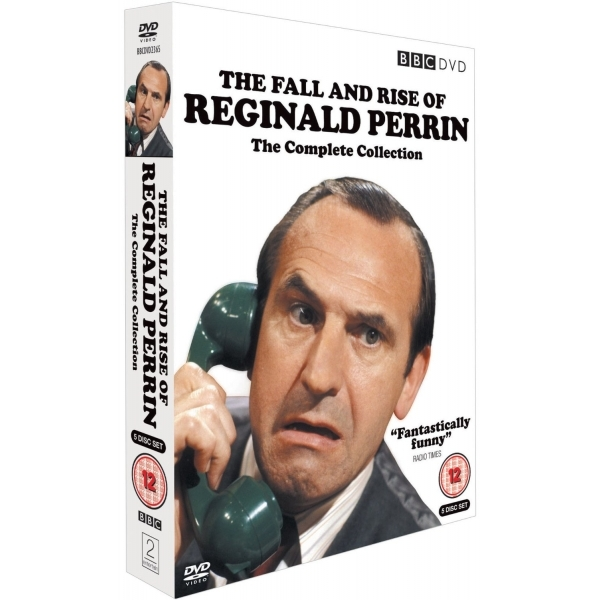The Fall and Rise of Reginald Perrin Complete Box Set DVD