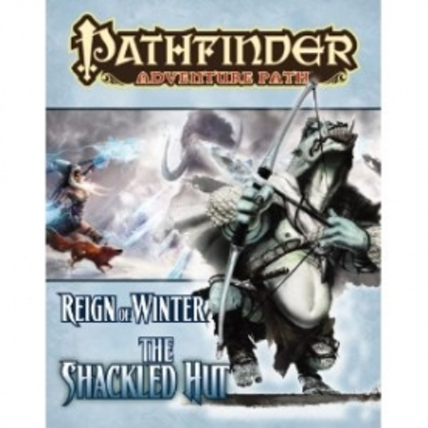 Pathfinder Adventure Path The Shackled Hut