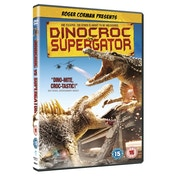 Dinocroc Vs Supergator DVD