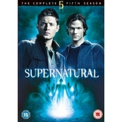 Supernatural Season 5 DVD