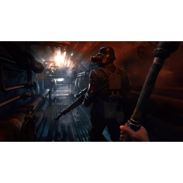 Wolfenstein The Old Blood PC Game (Boxed and Digital Code) - Image 3