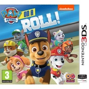 PAW Patrol On a Roll 3DS Game