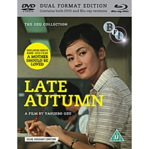 Late Autumn / A Mother Should be Loved Blu-Ray & DVD