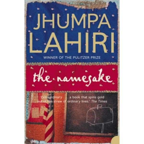 The Namesake by Jhumpa Lahiri (Paperback, 2004)