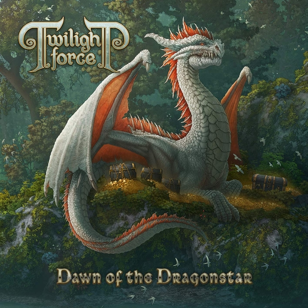 Twilight Force - Dawn Of The Dragonstar Vinyl