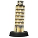 Ravensburger Leaning Tower of Pisa - Night Edition 216 Piece 3D Jigsaw Puzzle - Image 2