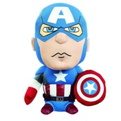 Marvel Medium Captain America Talking Plush