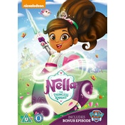 Nella The Princess Knight DVD