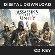 Assassin's Creed Unity PC CD Key Download for uPlay