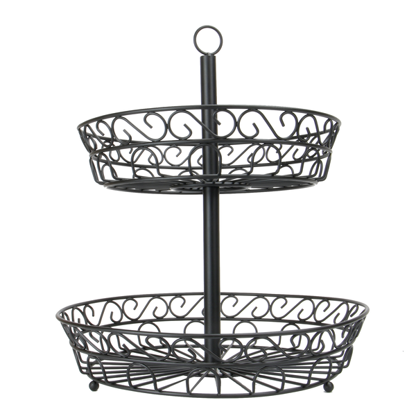2 Tier Fruit Bowl | M&W - Image 1