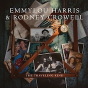 Emmylou Harris & Rodney Crowell - The Traveling Kind CD